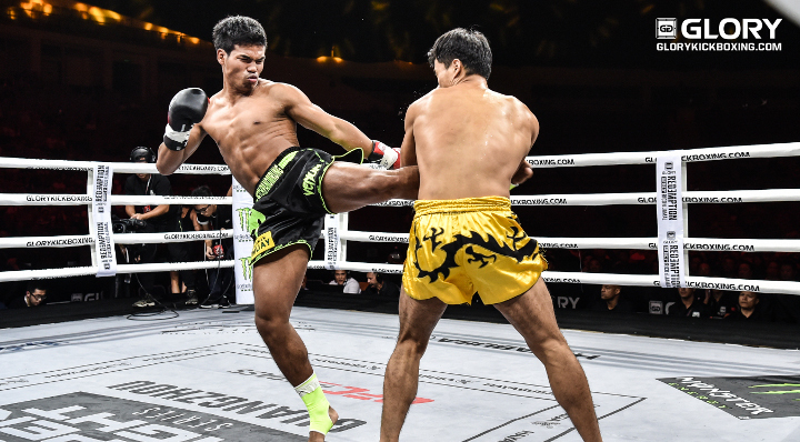 Petchpanomrung back in the win column at GLORY 46