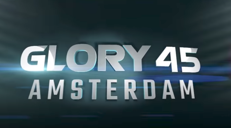 GLORY 45 Amsterdam: Rewind Show