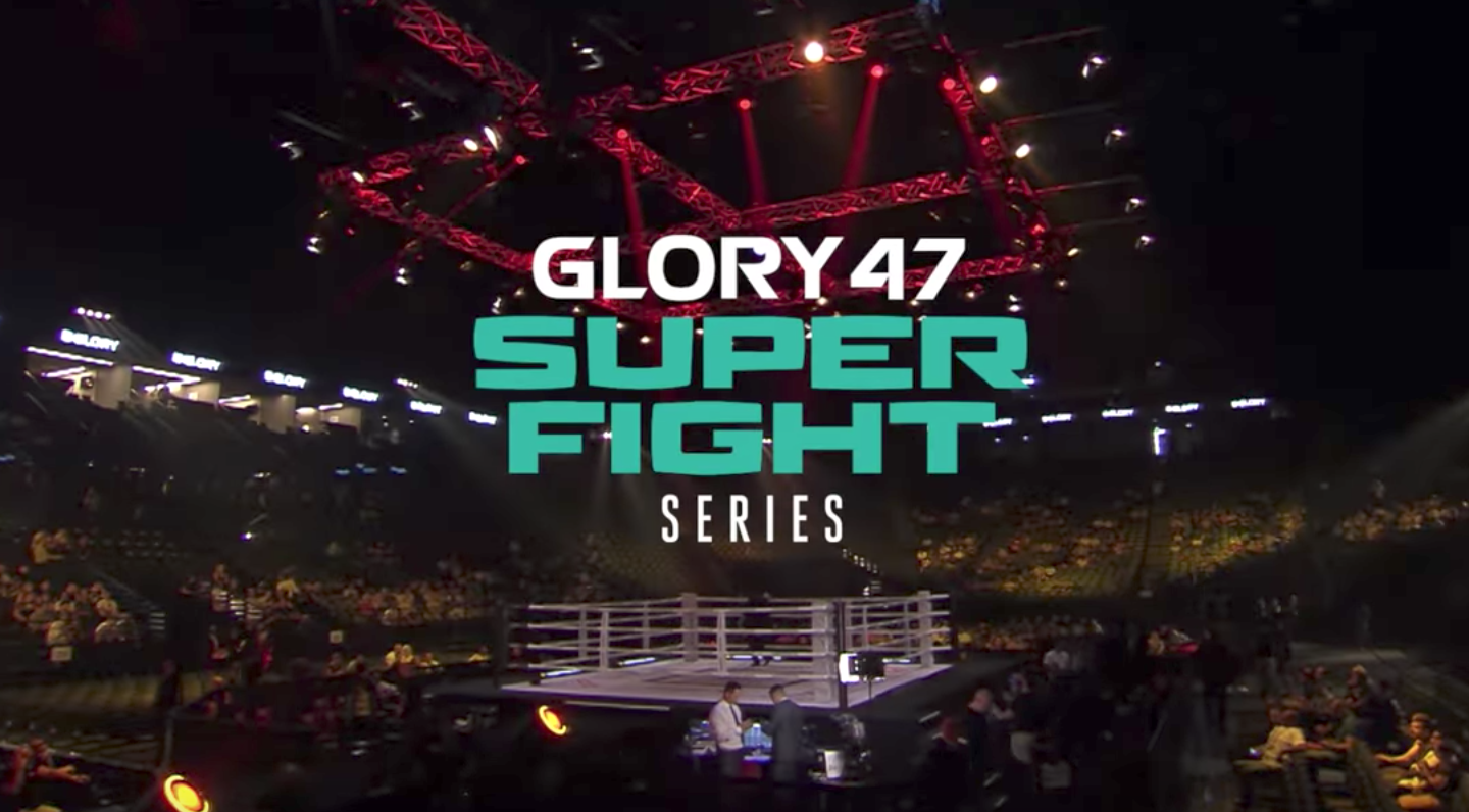 Don't miss GLORY 47 SuperFight Series on October 28th!