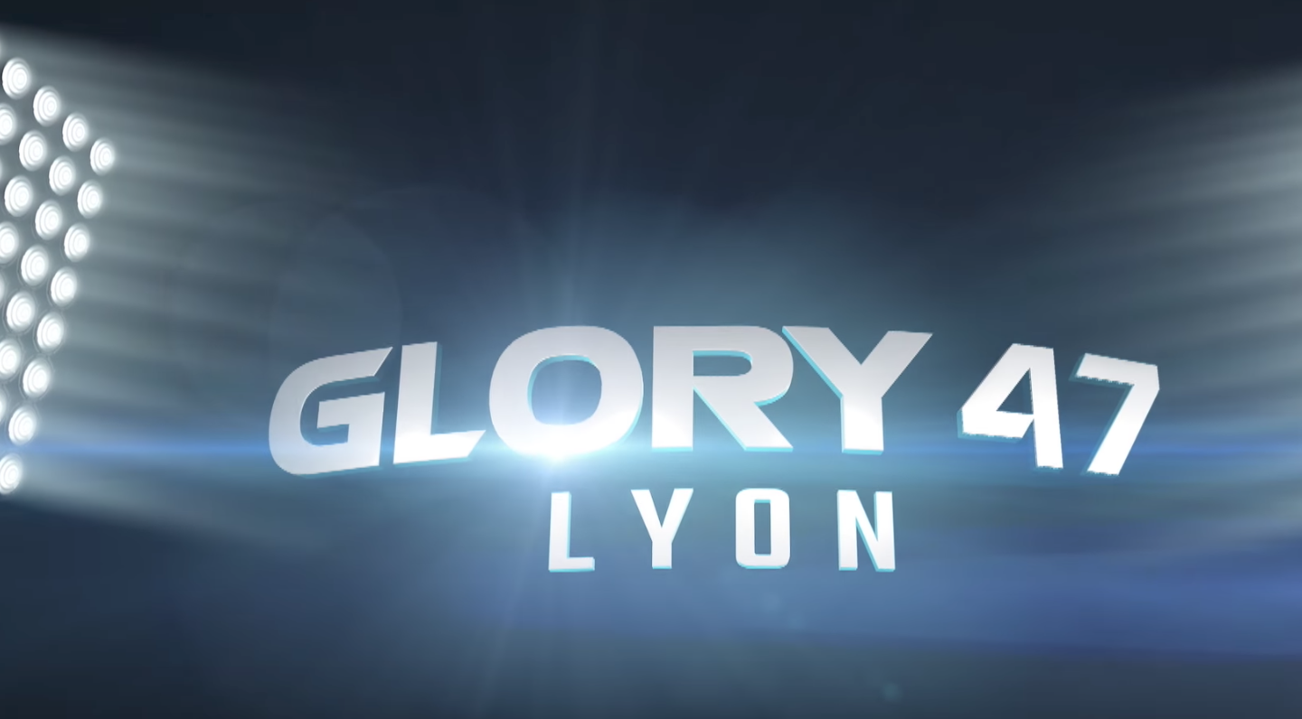 GLORY 47 Lyon Undercard: Official Weigh-in