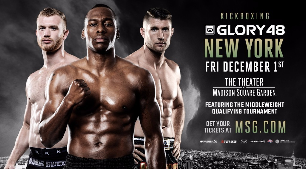GLORY 48 New York Additions Include UFC Veteran Thiago Silva and Middleweight Qualifier Tournament Entrants
