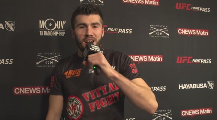 "Alim Nabiyev tells Nieky Holzken: ""You're next!"""