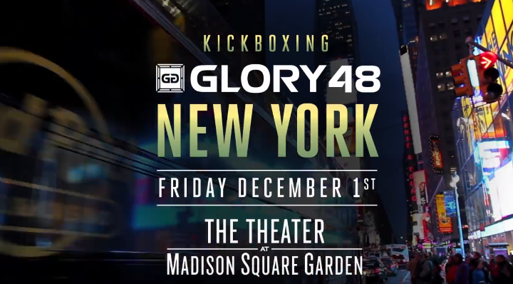 GLORY 48 New York: Tickets on sale!