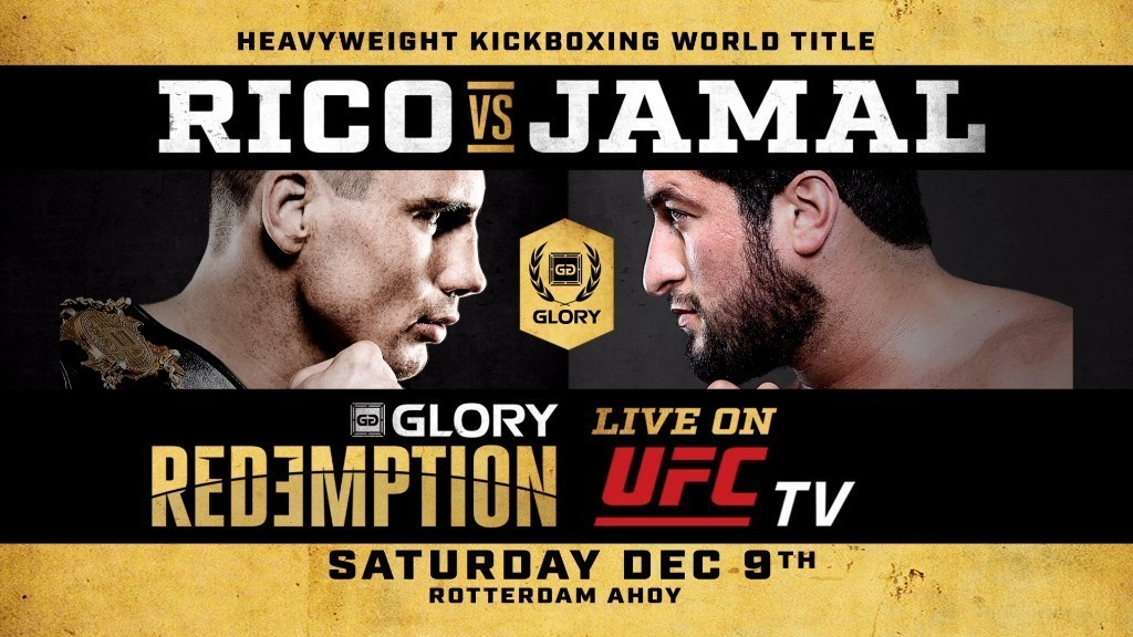 GLORY: REDEMPTION, GLORY 49 SuperFight Series, and GLORY 49 Rotterdam Fight Cards Finalized Ahead of Year-End Spectacular on Dec. 9