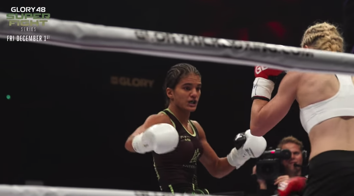 GLORY 48 New York: Anissa Meksen plans career defining moment at Madison Square Garden