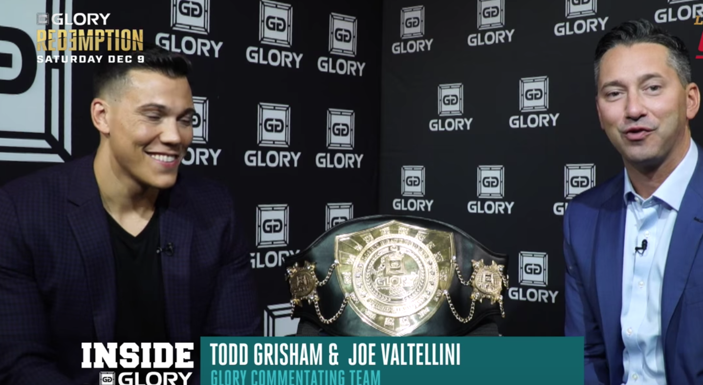 GLORY Redemption Countdown: Todd and Joe break down Rico vs. Jamal (Extended Cut)
