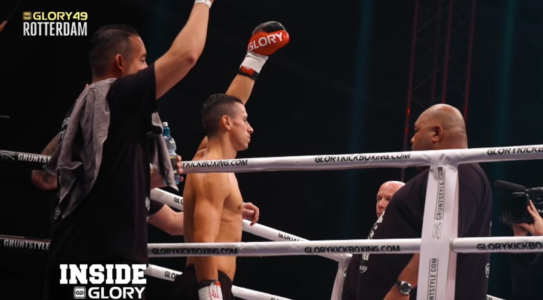 GLORY 49 Rotterdam: Stoyan Koprivlenksi prepares for lightweight contender tournament