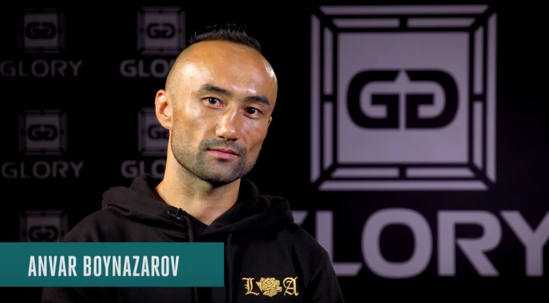 Anvar Boynazarov chempionatning O'zbekistonga olib kelishini va'da qilmoqda
