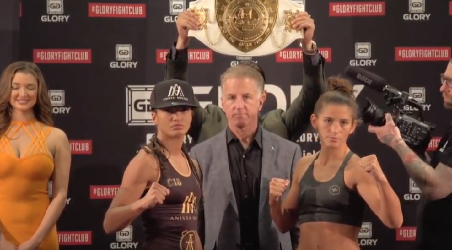 GLORY 48 New York: Official Weigh-ins