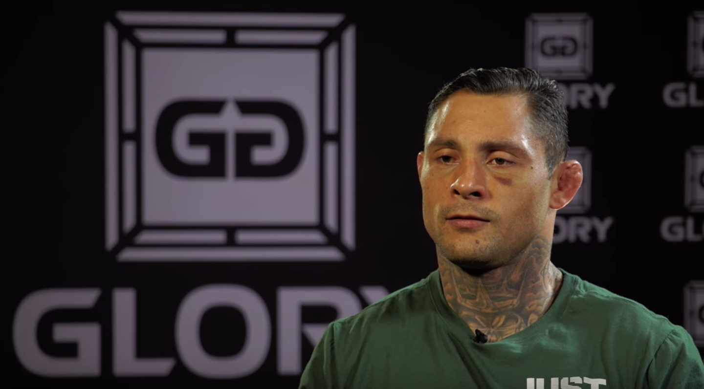 """Thiago Silva thinks his """"aggressive style fits well for GLORY"""""""