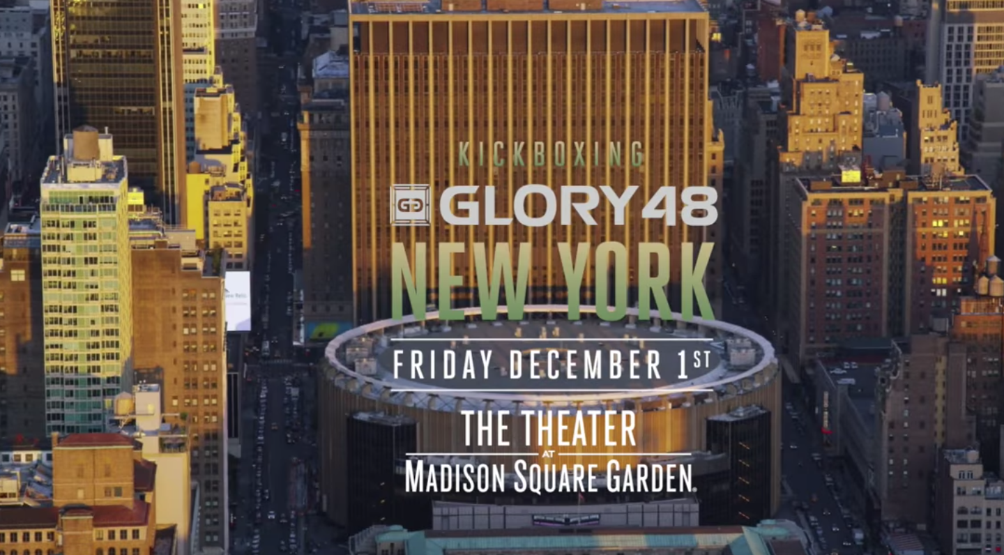 Why is Madison Square Garden so special to fighters?
