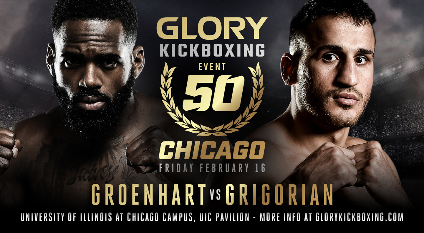 GLORY 50 Chicago