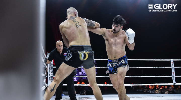 Overhand right seals win for Galaz at GLORY 48