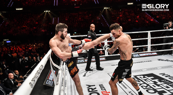 Nabiyev shines against Holzken