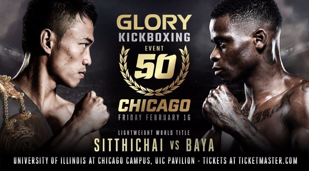 Lightweight Champion Sitthichai Sitsongpeenong Meets Challenger Christian Baya on Friday, Feb. 16