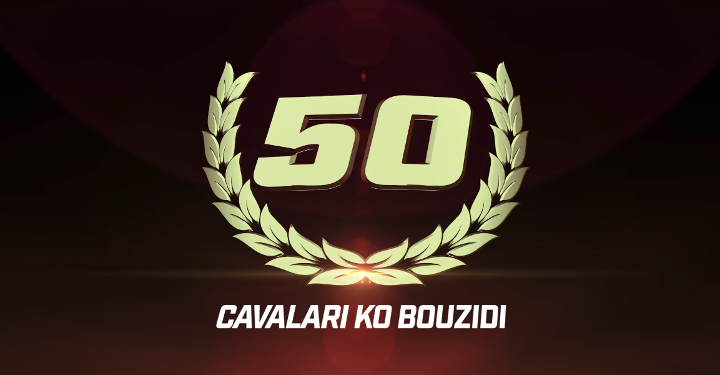 Top 50 GLORY Moments: #50 Saulo Cavalari KO vs. Mourad Bouzidi