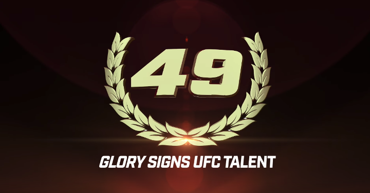 Top 50 GLORY Moments: #49 GLORY Signs UFC Talent