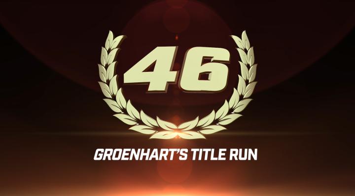 Top 50 GLORY Moments: #46 Groenhart's Title Run