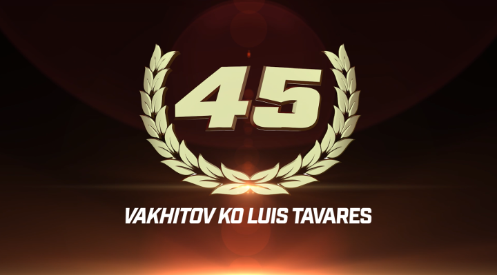 Top 50 GLORY Moments: #45 Vakhitov KO Luis Tavares