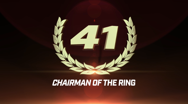 Top 50 GLORY Moments: #41 Chairman of the Ring