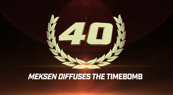 Top 50 GLORY Moments: #40 Meksen Diffuses the TimeBomb