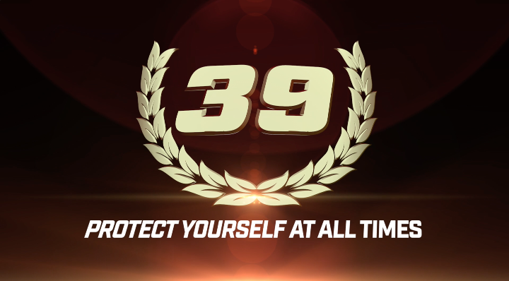 Top 50 GLORY Moments: #39 Protect Yourself at all Times