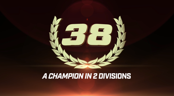 Top 50 GLORY Moments: #38 A Champion in 2 Divisions