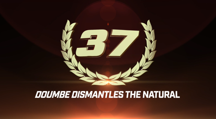 Top 50 GLORY Moments: #37 Doumbé Dismantles 'The Natural'