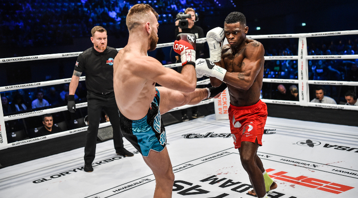 Chris Baya aiming to deliver bad news to Sitthichai at GLORY 50