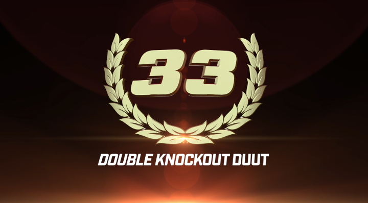 Top 50 GLORY Moments: #33 Double Knockout Duut