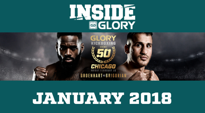 Inside GLORY - January 2018
