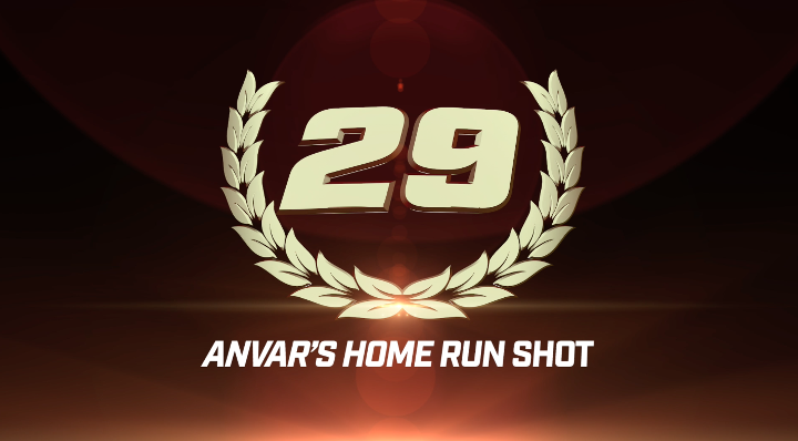 Top 50 GLORY Moments: #29 Anvar's Home Run Shot
