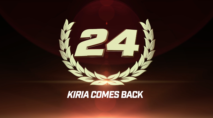 GLORY Top 50 Moments: #24 Kiria Comes Back
