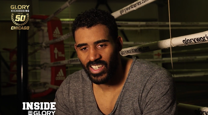 GLORY 50 Chicago: Benjamin Adegbuyi Looks Forward to Fighting in Front of Romanian-heavy Crowd