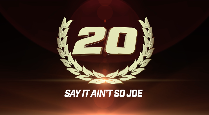 Top 50 GLORY Moments: #20 Say It Ain't So Joe