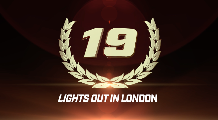 Top 50 GLORY Moments: #19 Lights Out In London