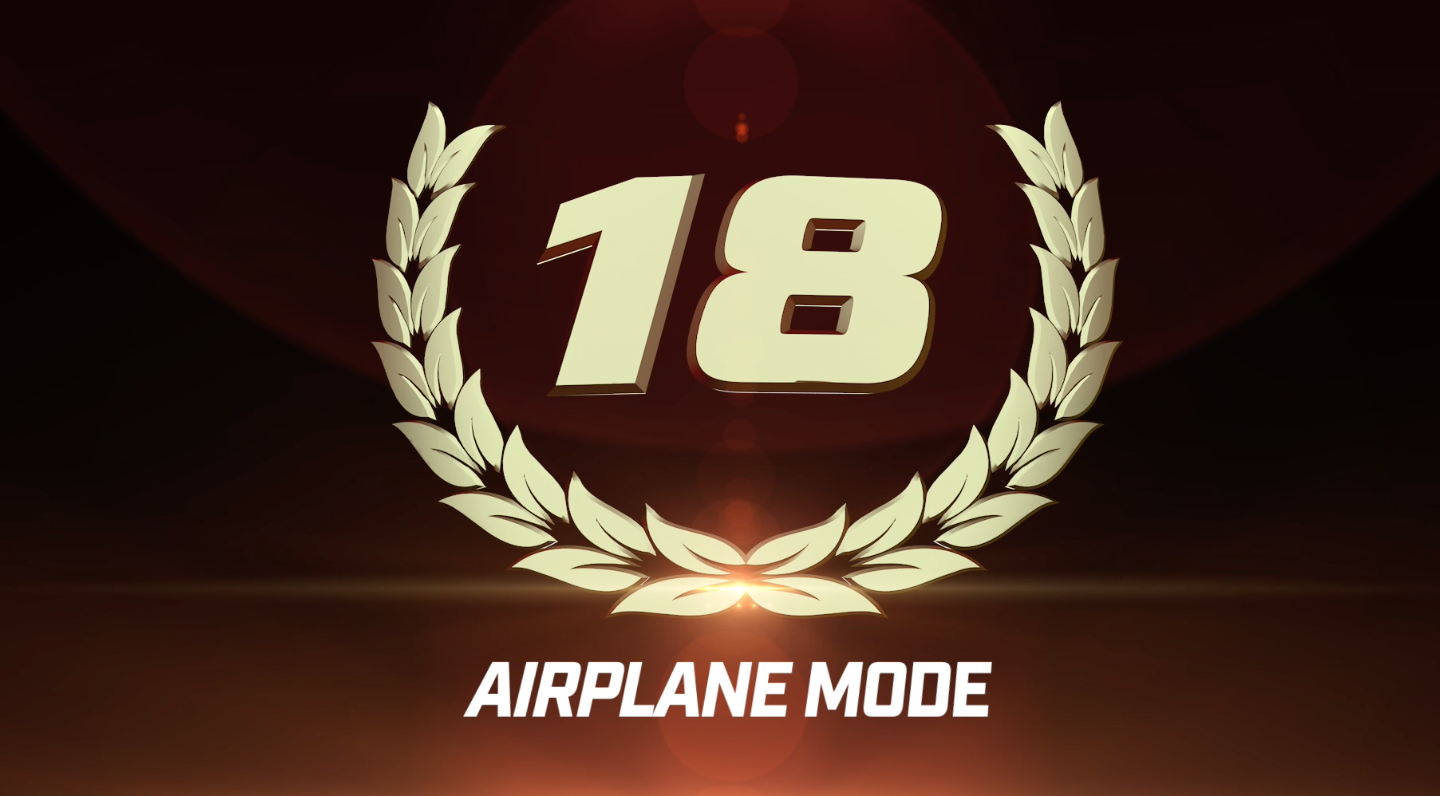 Top 50 GLORY Moments: #18 Airplane Mode