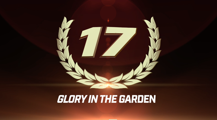 Top 50 GLORY Moments: #17 GLORY in The Garden
