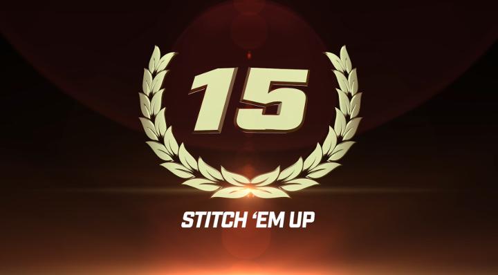 Top 50 GLORY Moments: #15 Stitch 'Em Up