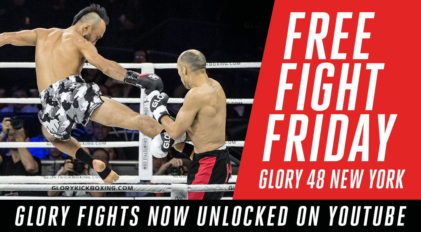 Free Fight Friday: GLORY 48 NEW YORK fights unlocked