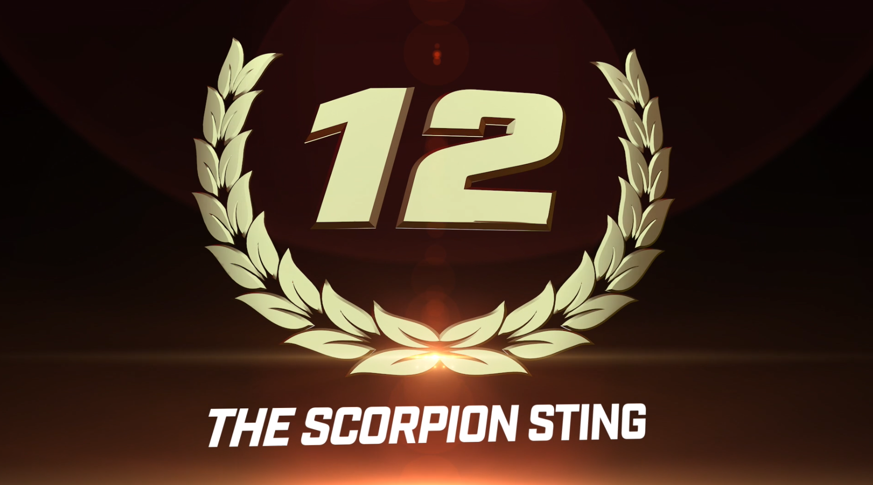 Top 50 GLORY Moments: #12 The Scorpion Sting