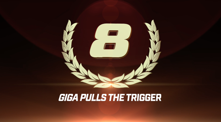 Top 50 GLORY Moments: #8 Giga Pulls The Trigger