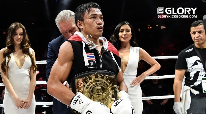 Sitthichai retains title in dominant fashion