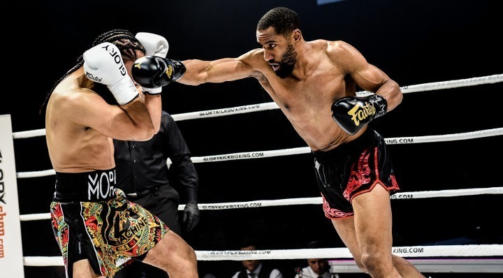 Boyd edges Morales for split-decision win at GLORY 50