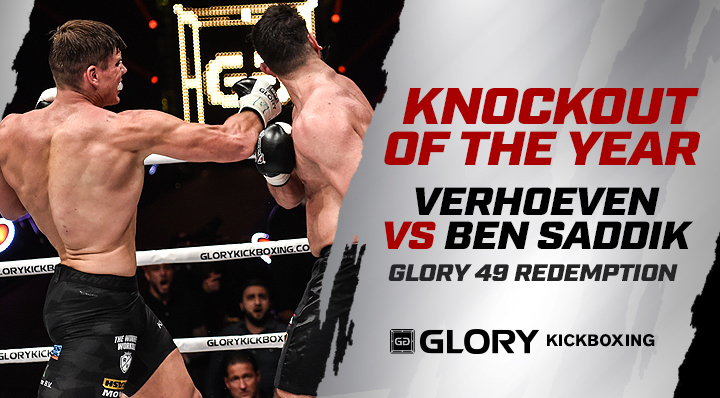 GLORY Knockout of the Year 2017: Rico Verhoeven