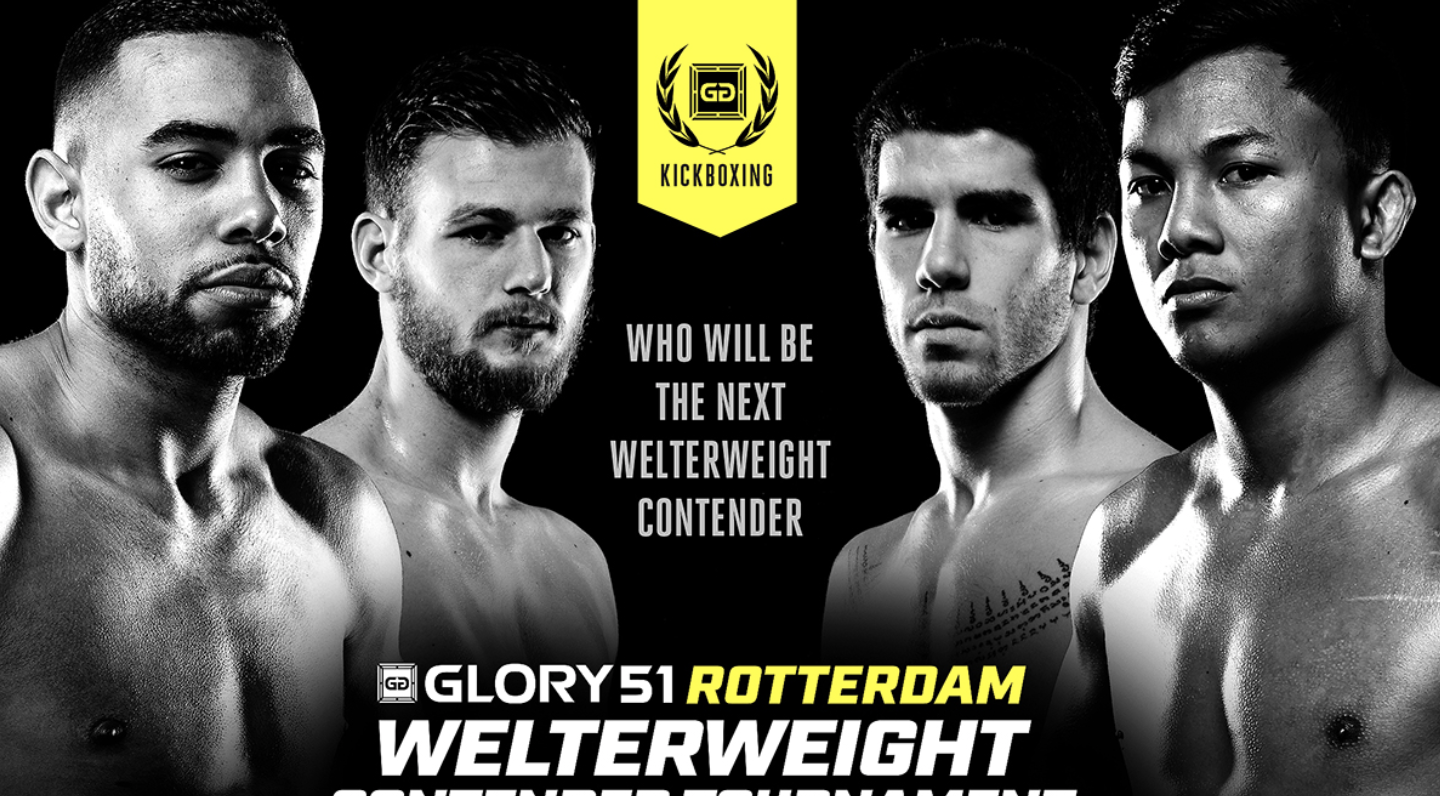 GLORY 51: Welterweight Contender Tournament Preview