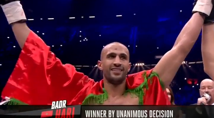 GLORY 51: Badr Hari In-Ring Interview