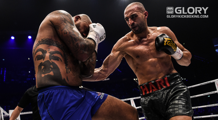 Badr is back: Hari beats Hesdy in GLORY 51 main event thriller