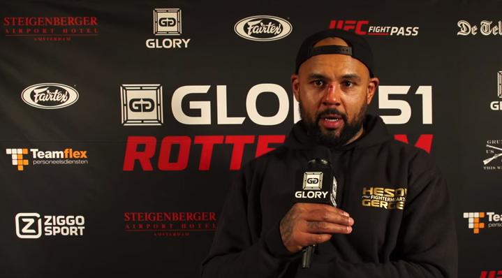 Hesdy Gerges interested in third fight with Badr Hari