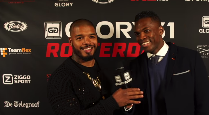 "Tyrone Spong would fight Badr Hari ""if the money was right"""